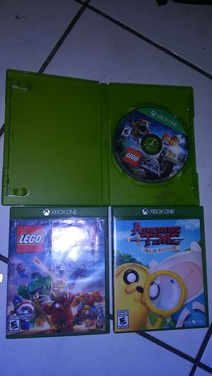 Games for xbox one for Sale in Chino, CA