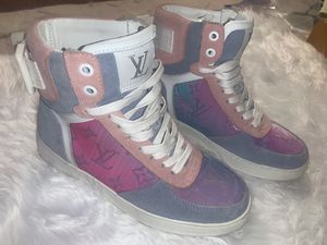 Authentic Louis Vuitton women's shoes for Sale in Monrovia, MD