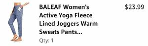 Women's M yoga sweat pants $20 Or best offer for Sale in Gulfport, MS