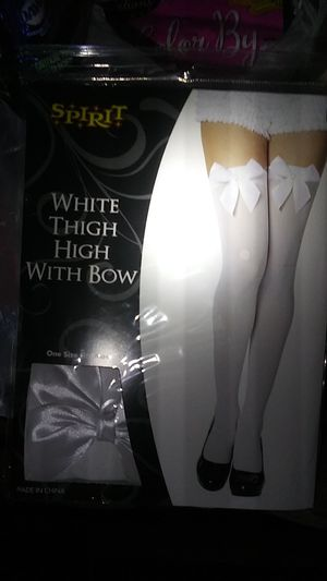 White thigh highs for Sale in Puyallup, WA