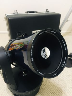 Meade Etx125 Big Telescope for Sale in Schaumburg, IL