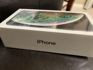 Sealed unlocked iPhone XS Max 512gb for Sale in North Port, FL