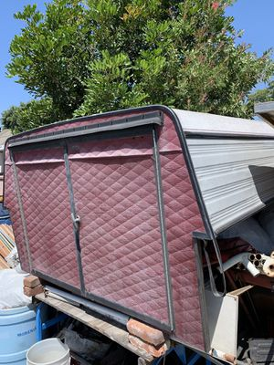 Camper shell 1992 Ford Longbed for Sale in Bellflower, CA