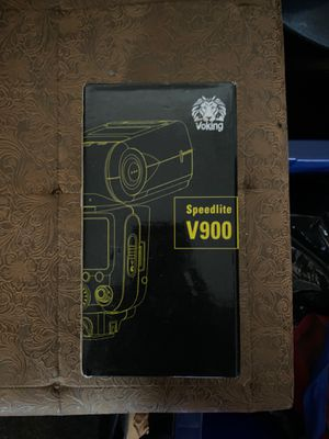 V900 Speedlite for Nikon Camera for Sale in Decatur, GA