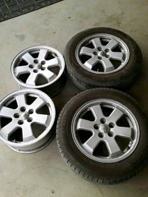 Llantas 185/65/R15 for Sale in Modesto, CA
