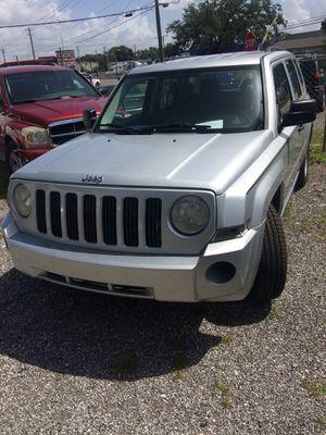 2009 Jeep Patriot Sport for Sale in Tampa, FL