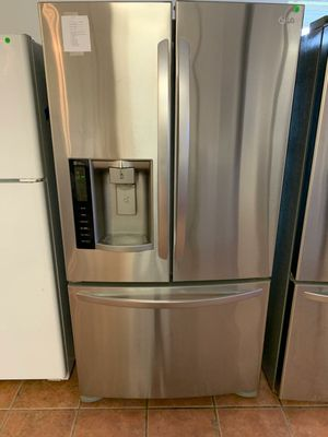 LG French Door Bottom Freezer Refrigerator 1 Year Warranty for Sale in San Antonio, TX