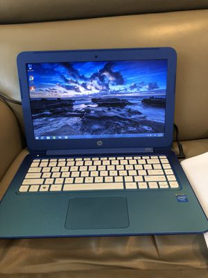 HP laptop for Sale in Port Orchard, WA