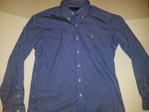 Ralph Lauren button dress shirt for Sale in Peshastin, WA