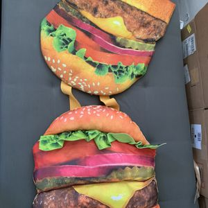 FREE Burger Costume for Sale in San Diego, CA