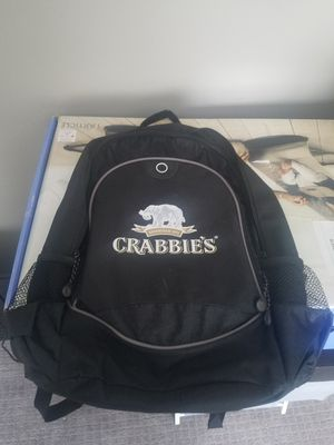 Black backpack for Sale in Columbus, OH