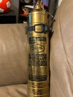 pyrene fire extinguisher for Sale in Parsippany-Troy Hills,  NJ
