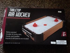 Table top Air Hockey for Sale in Hudson, FL
