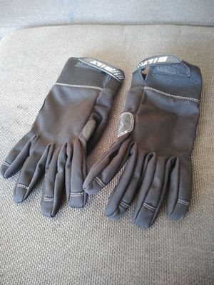 Motorcycle thermal gloves L, like new for Sale in Hayward, CA
