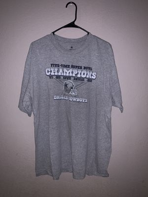Cowboys graphic t-shirt XL for Sale in Dallas, TX