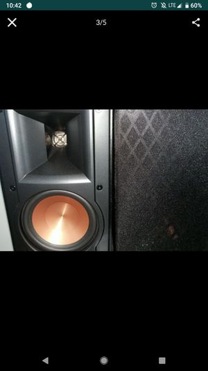Klipsch reference speakers for Sale in Campbell, CA