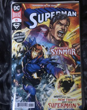 DC Comics: Superman #25 for Sale in San Pablo, CA