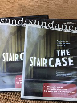 The Staircase (Documentary Series - DVD) for Sale in Costa Mesa,  CA