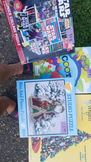 Puzzles and games for Sale in Cottage Grove, MN