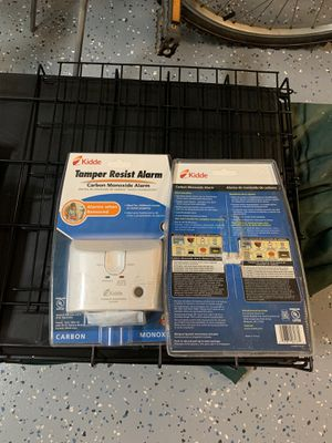 2 carbon monoxide alarms for Sale in Fresno, CA