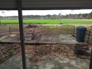 Deck for camper or other uses for Sale in Scranton, SC