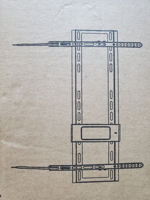 Tilt Universal adjustable TV wall mount 32-83 inch ....NEW in box and sealed for Sale in Plano, TX
