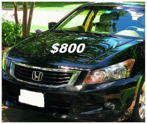 $8OO🔥 Very nice 🔥 2OO9 Honda accord sedan Run and drive very smooth!!! for Sale in Denver, CO