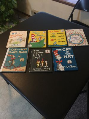 Dr. Seuss books for Sale in Silverdale, WA