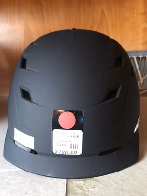 Smith Variance Ultimate Integration SNOW HELMET; matte black LARGE NWT was $180. Now $80 for Sale in Charleston, WV