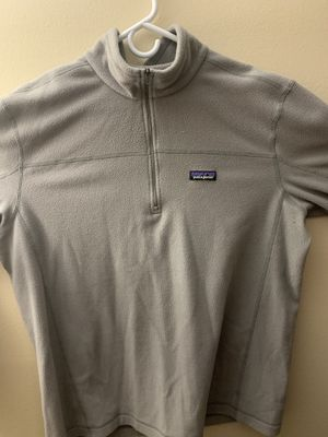 Men's XL Patagonia Sweater 1/4 ZIP for Sale in Arlington Heights, IL