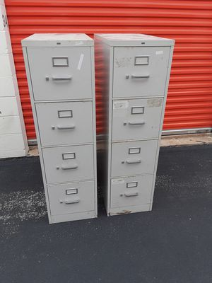 2 File Cabinets for Sale in Houston, TX