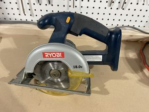 "Ryobi R106321 5 1/2"" Circular Saw 18 V Battery Powered (Cordless) for Sale in Stamford, CT"