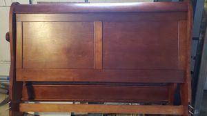 Sleigh bed frame for Sale in Cross Lanes, WV