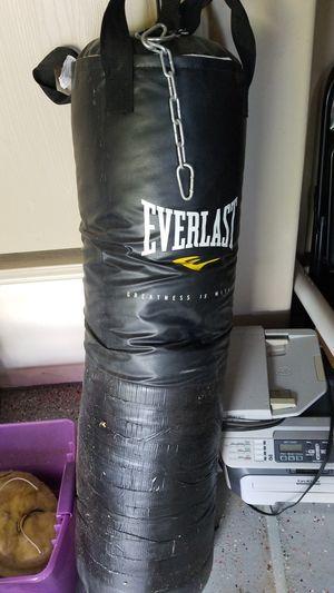 Punching bag for Sale in Manchaca, TX