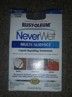 Rust- oleum. Never wet brand new for Sale in Altoona, IA