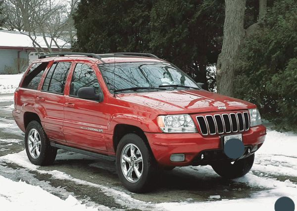 2002 Jeep Grand Cherokee Overland 97,000 miles NEW TIMING CHAIN