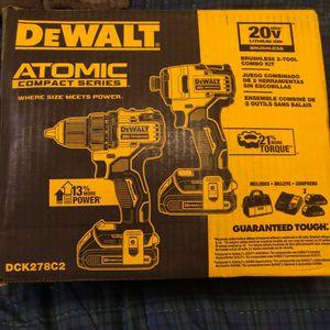 Dewalt Tool Kit for Sale in Olympia, WA