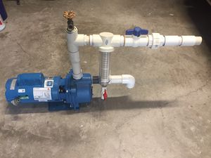 Goulds GT15 1.5HP Irrigation Sprinkler Pump, 115/230V Self Priming for Sale in Fort Lauderdale, FL