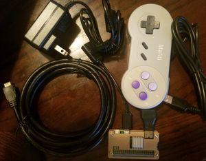 Old school games Raspberry pi zero with Retropie 16 Gb for Sale in Houston, TX