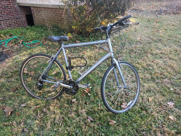Mongoose XL Frame Commuter Bike