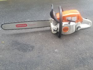 STIHL MS271 CHAINSAW BAR 20 for Sale in Revere, MA