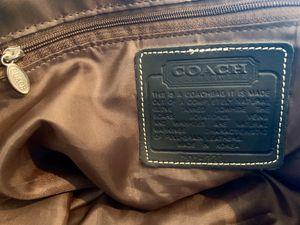"Coach Duffle bag, approx. 25""x13""x8"" for Sale in Orlando, FL"