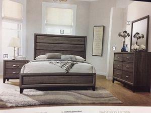 Brand new queen size mattress set with mattress $699 for Sale in Hialeah, FL