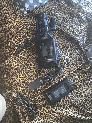 VHS Camera for Sale in Greensboro, NC