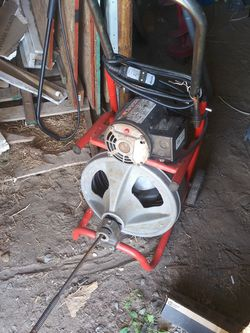 Ridgid K-400 Drain Cleaning Machine for Sale in Aurora,  CO