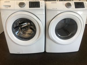 Samsung Washer & Electric Dryer for Sale in South Houston, TX