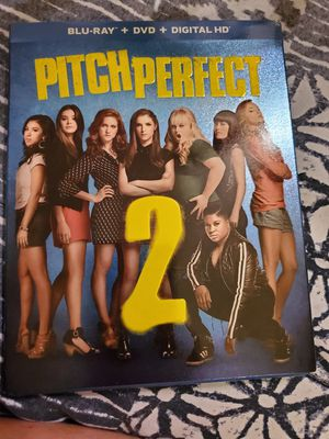 Pitch Perfect 2 Blu-Ray/ DVD for Sale in Lakeland, FL