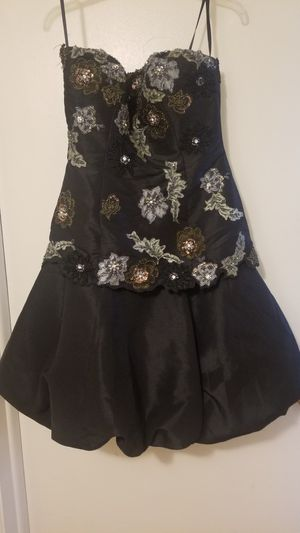 Lenovia Black cocktail dress XS for Sale in Tampa, FL