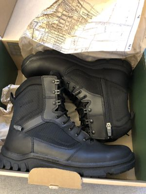 Brand new Danner water proof side zip boot. Size 10 for Sale in Springfield, VA