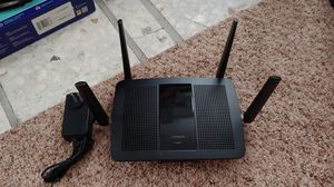 Linksys Wifi Router EA8500 AC-2600 for Sale in Garland, TX